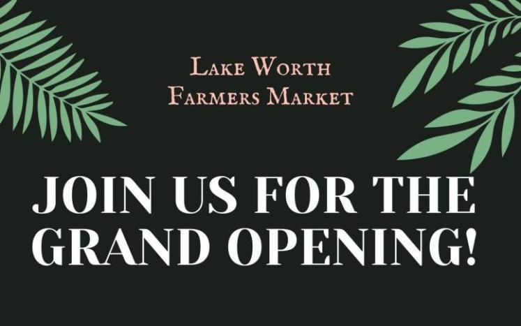 Lake Worth Farmers Market